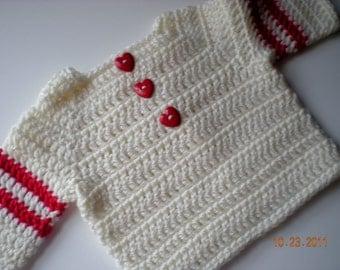 Baby Football Sweater
