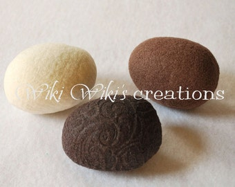 Chocolate Eggs - Pack of 3