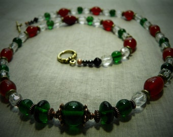 HOLIDAY NECKLACE 5
