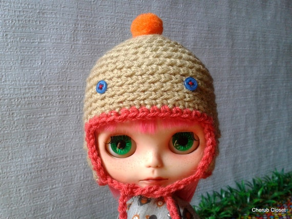 Motorcycle helmet for Blythe