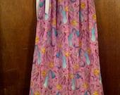 Princess Themed Pillowcase Dress Size 4-6