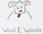 Wool E. Woola, children's picture book, ages read to me through new reader