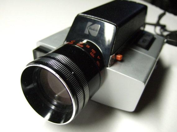 Kodak XL352 Movie Camera Vintage Super 8 1970s
