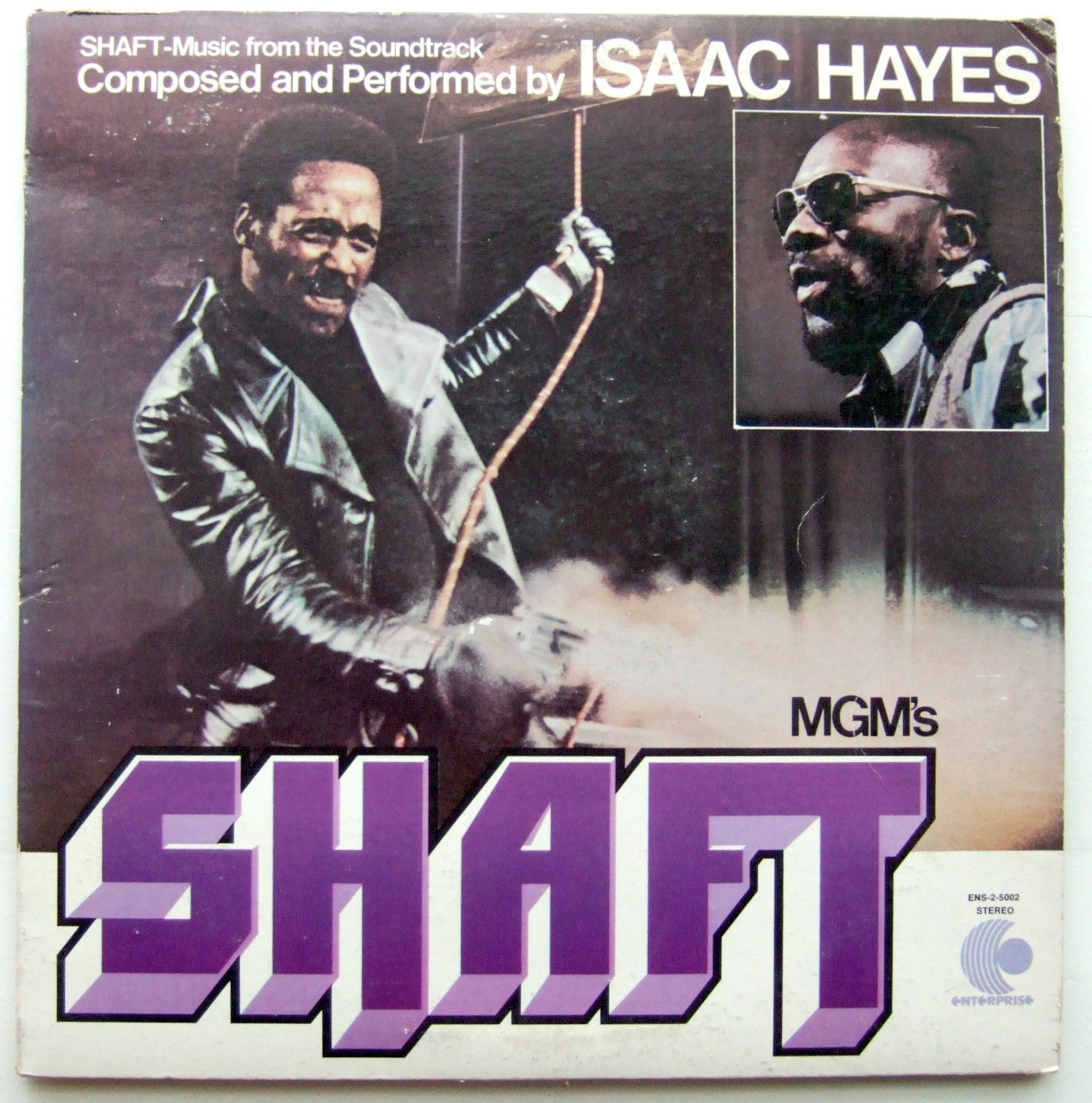 Shaft Movie Soundtrack Composed And Performed By Isaac Hayes