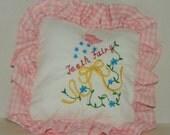 Tooth Fairy Pillow Girls