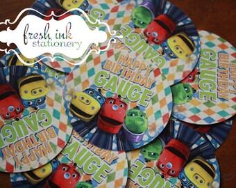 Chuggington Stickers