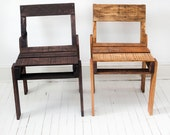 Open Back Pallet Chair