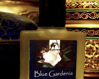 BLUE GARDENIA Concentrated Perfume Oil Attar -12ml - If you love beautiful white Gardenia -This is the Best
