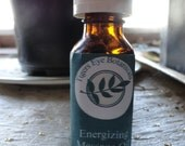 Energizing Massage Oil (with peppermint, rosemary and lavender essential oils)