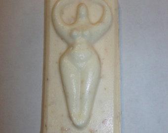 Oatmeal Honey Goddess Soap