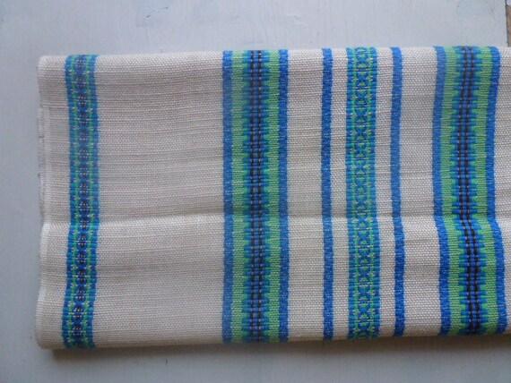 Vintage Swedish tablecloth/ Mid century modern