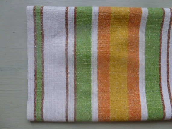 Vintage Swedish tablecloth / Table runner