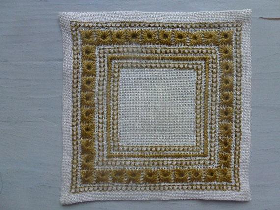 Vintage Swedish tablecloth / Place mat