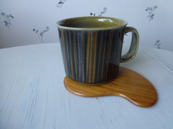 Vintage Arabia Finland Kosmos mug / Design Olin-Gronqvist