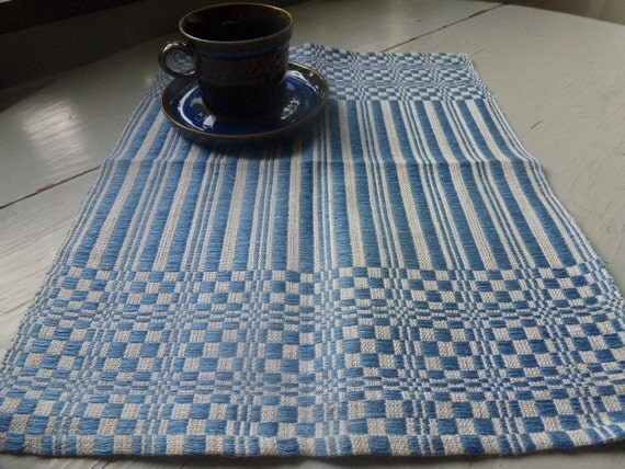 RESERVED / SOLD Vintage Swedish tablecloth/ Mid century modern