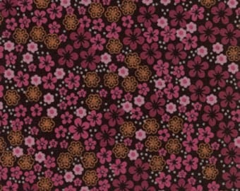 Fabric-Raspberry Print from Fabric Finders FF-982