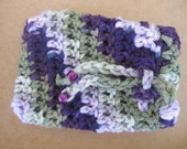 Crocheted Gift pouch