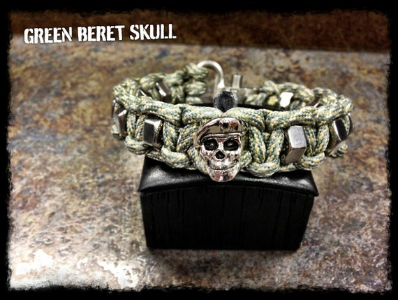 Green Beret Skull Unavailable Listing on...