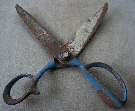 Vintage Tool Garden Utility Scissors