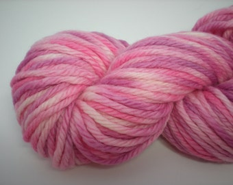 Soft Pink Bulky Weight Yarn