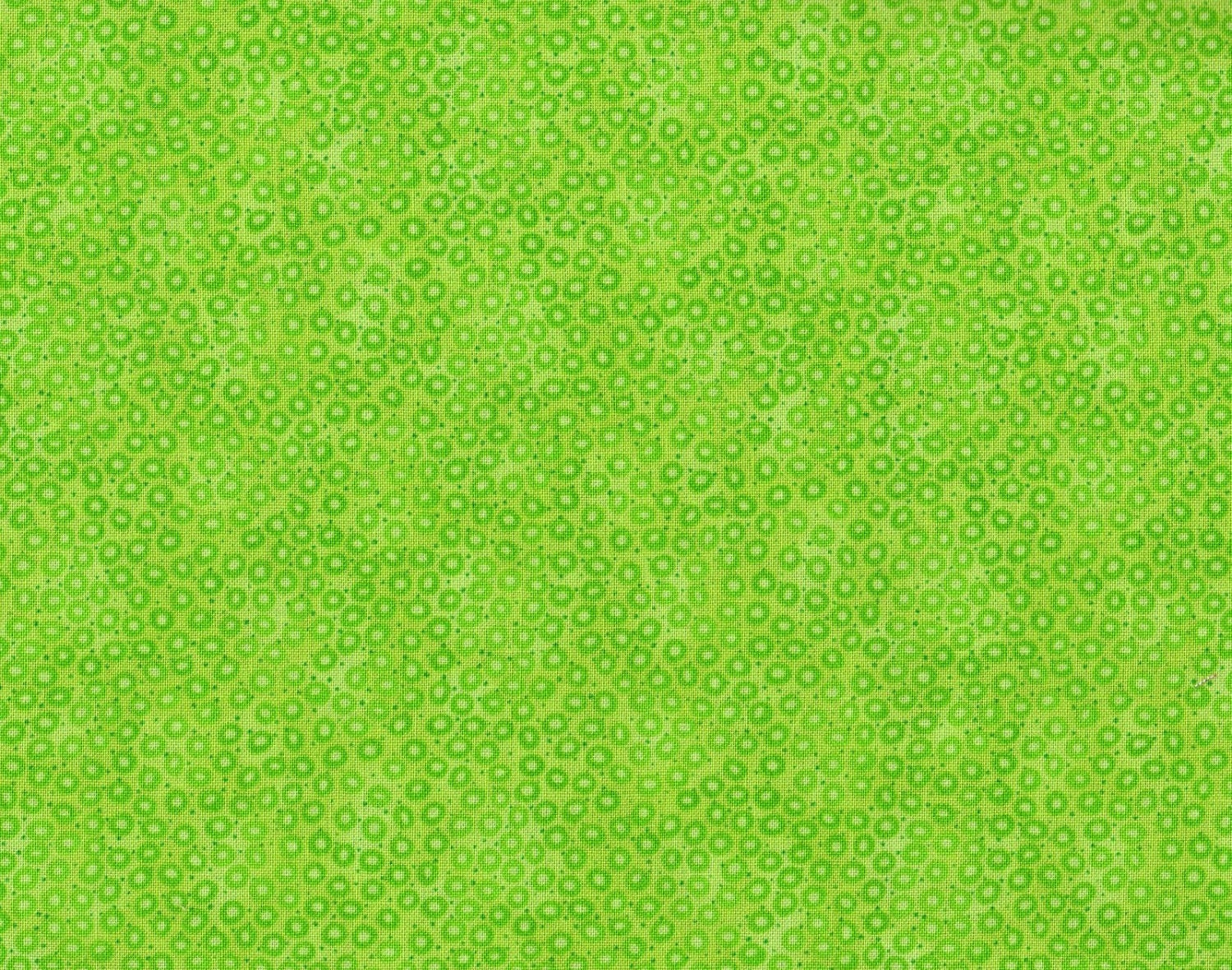 108 fabric lime green polka dots candy dots by for Green fabric