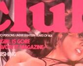 "Club Magazine January 1977 ""MATURE"""