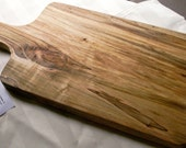 Solid Maple Cutting Board or Serving Tray