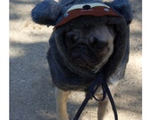 Red Riding Hood wolf - Pug Costume for Halloween