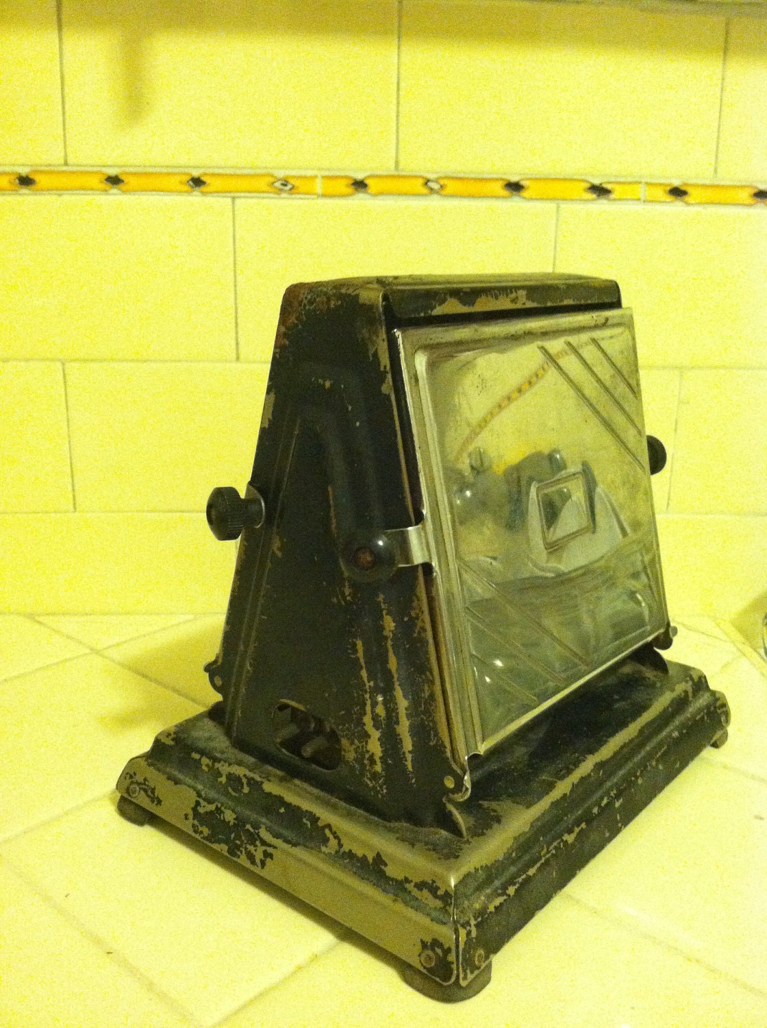1920 Electric Toaster ~ S toaster by aaronstreasures on etsy