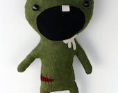 Buddy the Zombie - Plush Doll