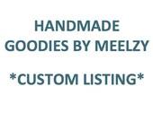 Custom listing for Rachel (brokenangel6896)