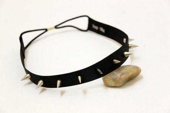 Spike Elastic Headband
