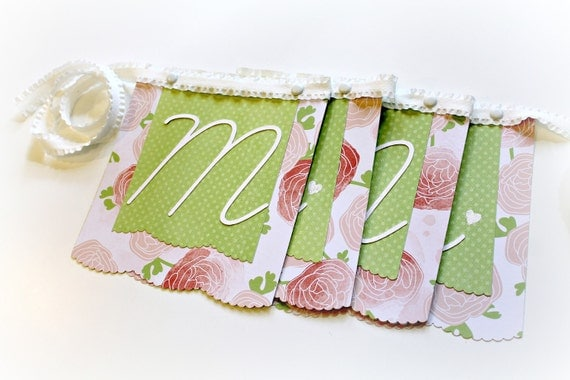Mrs. and Mrs. Wedding Banner