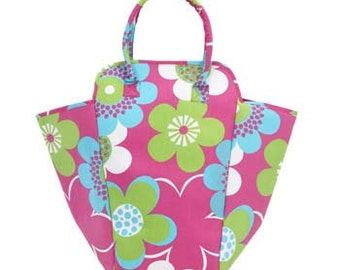 Personalized SUPER Sized Beach Tote Bag Embroidered with your initials