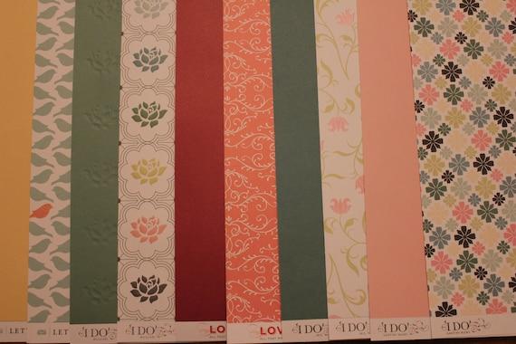 """American Crafts Paper - Scrapbook Paper, 12"""" x 12"""" Paper, Scrapbooking Paper, Patterned Paper, 12 x 12 Scrapbook Paper, Craft Paper"""