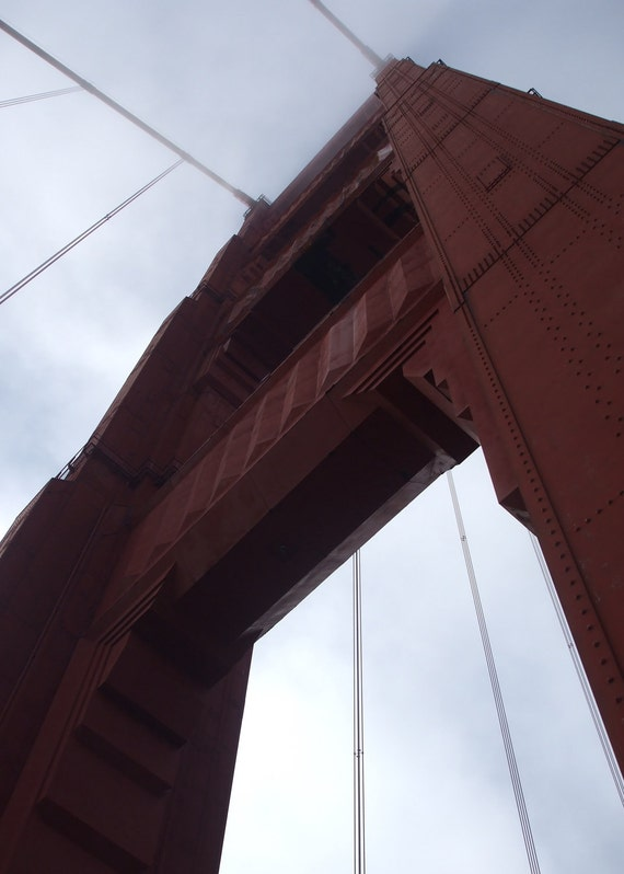 San Francisco Golden Gate Bridge--framed photo