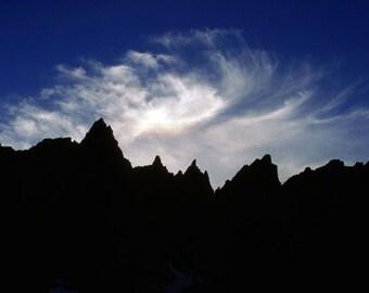 Mountains, Mt. Whitney, CA