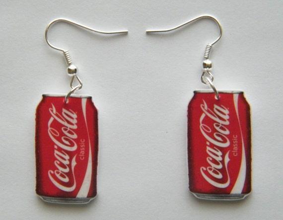 Lata de Coca, Coca Cola Brincos