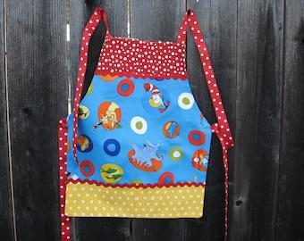 Children's Dr. Seuss apron
