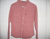 Vintage Earl Jean chambray top