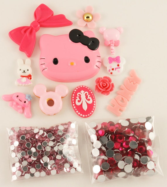 "SALE - Petit Deco ""Think Pink"" Kit"