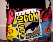 Comic Con Messenger Bag