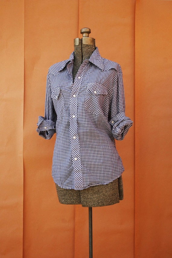 The Gingham Shirt