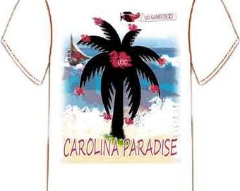 Carolina Paradise Tee Shirt