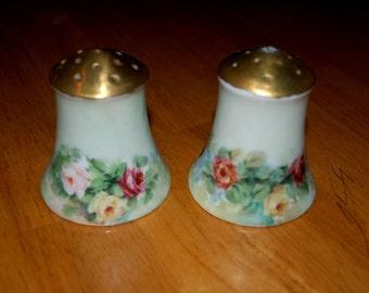 Vintage Nippon  salt and pepper shakers vintage Nippon
