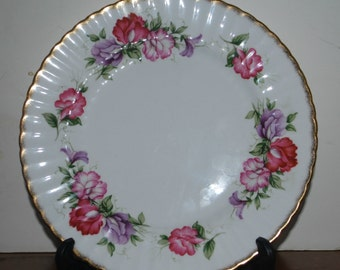 vintage paragon china dessert plate