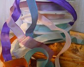 """Reserved for Angela - French Wired Ribbon 3/4"""""""