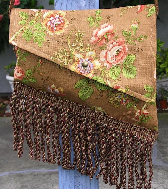 The Gypsy Angle Crossbody/Shoulder Bag Purse