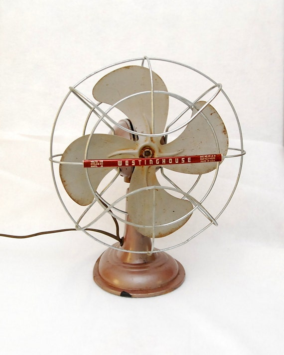 Small Westinghouse Table Fan