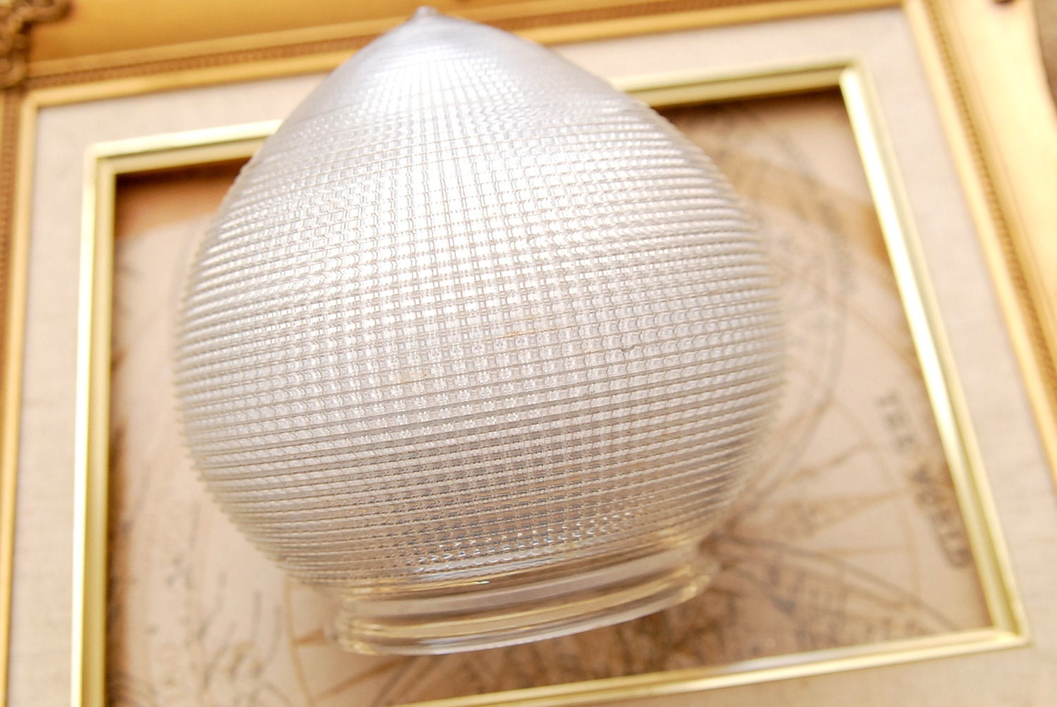 Beautiful Glass Ceiling Light Bulb Dome Cover Cyber Monday